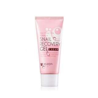 [Instocks] - Mizon Snail Recovery Gel Cream 45ml