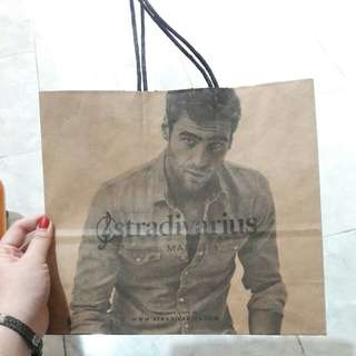 Paper Bag Stradivarius