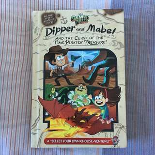 Dipper and Mabel and the Curse of the Time Pirates' Treasure #onlinegaragesale