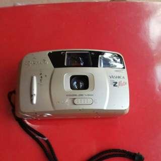 Famous brand YASHICA camera