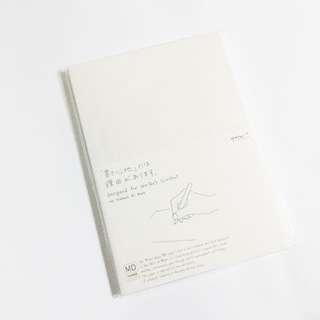 bnip midori A5 blank notebook