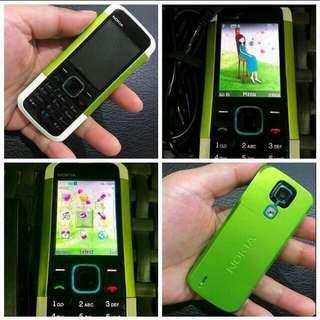 Original Nokia 5000d-2 colored phone