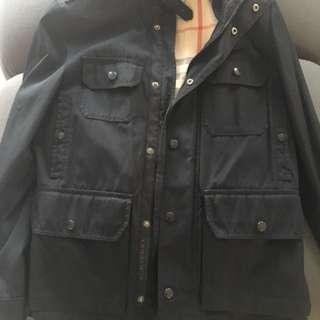 Authentic Burberry Rain Coat
