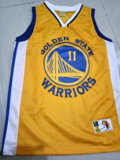 Golden State Jersey Klay Thompson