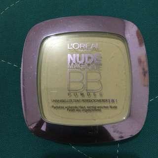 Loreal Nude Magique BB Powder
