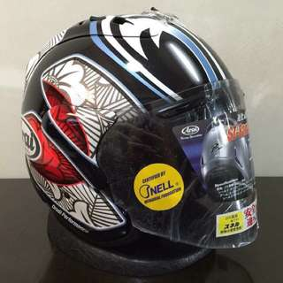 Arai Ram4 Shinya Nakano Design Helmet