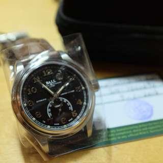 [已停產 天文臺認證]全新Ball Trainmaster TMT Watch