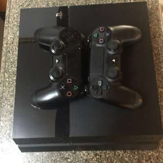 For sale!!! Ps4 500GB!!!