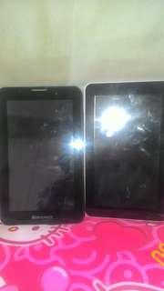 Bundle Lenovo n Samsung tablet
