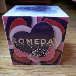 Someday by Justin Bieber 100ml