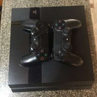 FOR SALE!!! PS4 500GB!!!!