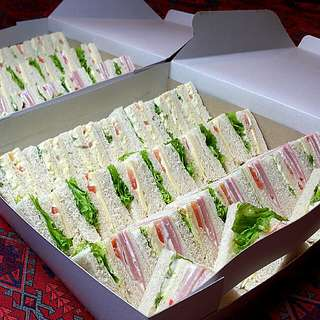 Sandwich Delivery