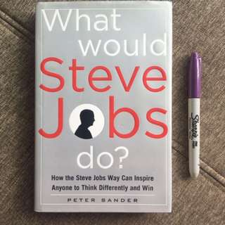 What would Steve Jobs do?