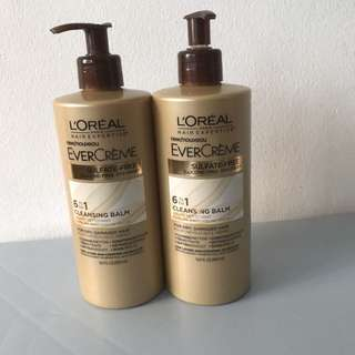 L'Oréal Evercreme 6-in-1 cleansing balm