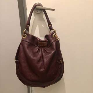 Marc by Marc Jacobs - Classic Q Hillier Hobo - Purple - Used
