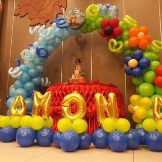 Photobooth & Balloon Decors
