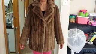 England fur (faux)