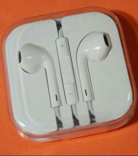 Apple earpods / earphones