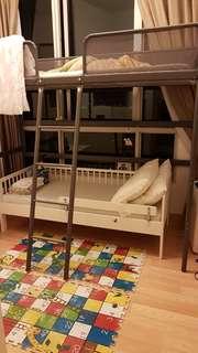Ikea Kid's bed (175x65cm)