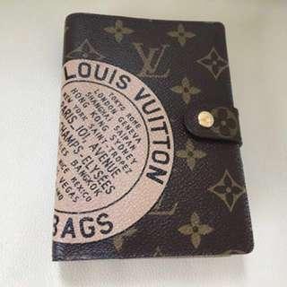 Louis Vuitton agenda lv pm cover