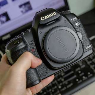 CANON 5D MARK 2 DSLR