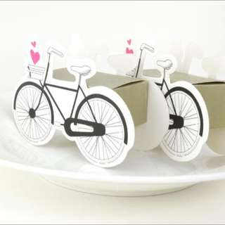 Bicycle candy box
