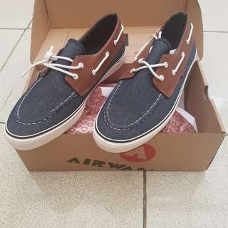 Loafers Denim airwalk Casual original murah