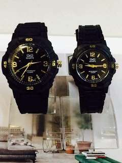 Qq Couple watch