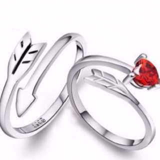 925 silver couple Monthsary Gift