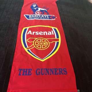 Arsenal banner