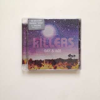 THE KILLERS • DAY & AGE