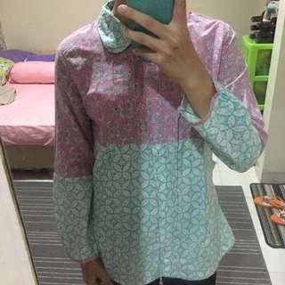 [REPRICE] Batik Pastel