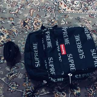 Reflective Supreme Sidebag