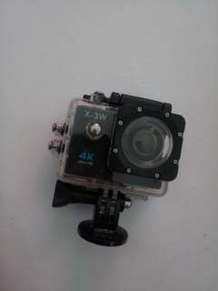 Camera B-Cam 4K X-3W