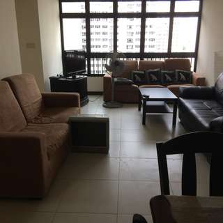 HDB for rent - 4A Corner Block 438B Sengkang West Avenue