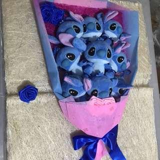 Stuff toy bouquet