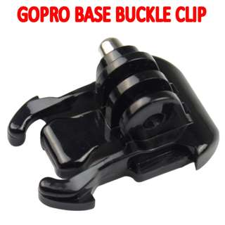 TGP016 Gopro Buckle Base Clip for Sports Hero Cameras