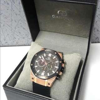 全新Garona男裝手錶GS1501MS02-05