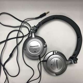 Panasonic Stereo Headphones RP-DJ300