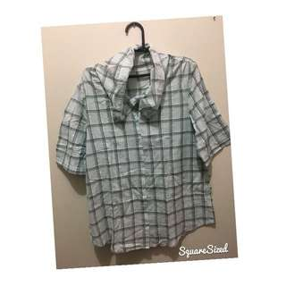 Checkered Polo Shirt