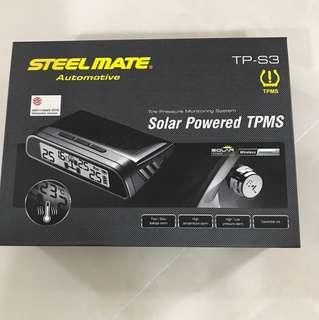 Steelmate TPMS (solar powered)