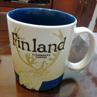 全新芬蘭星巴克城市杯