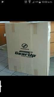 Seat cover for Perodua Axia