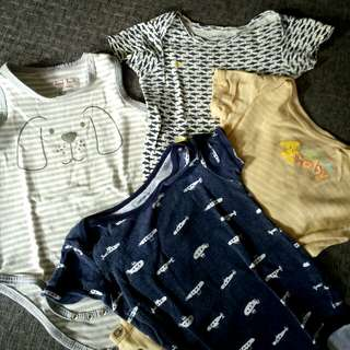 REPRICED!! TAKE ALL Bodysuits/ Onesies bundle - carters