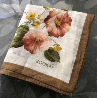 KOOKAI 方巾 圍巾