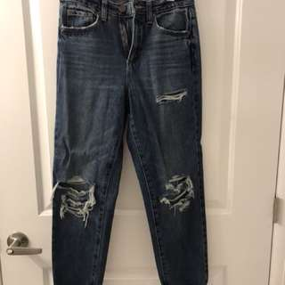 Garage Girlfriend Jeans size 01
