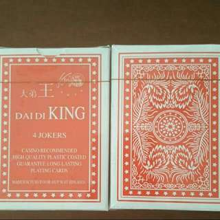 10 Packs $8 Poker Playing Cards