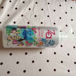 ZA deep cleansing oil (make up remover)