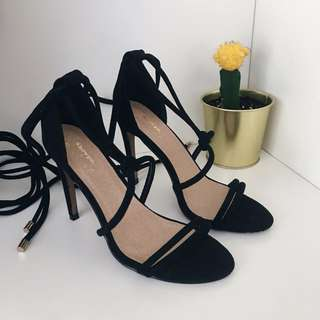 Billini x Showpo black heels