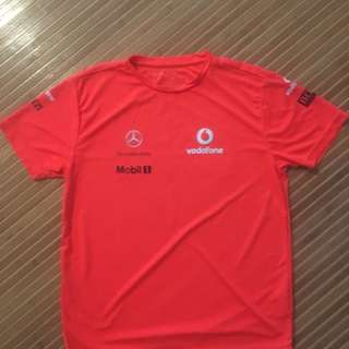 Limited Edition McLaren T-Shirt